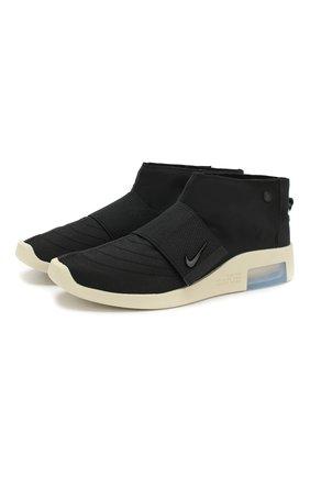 Текстильные кроссовки Nike x Fear Of God Moccasin | Фото №1