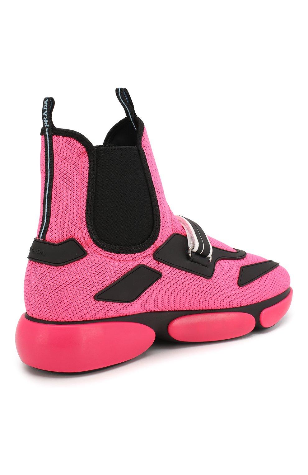 b34cbec3f8d2 Женская обувь Prada по цене от 35 000 руб. купить в интернет-магазине ЦУМ