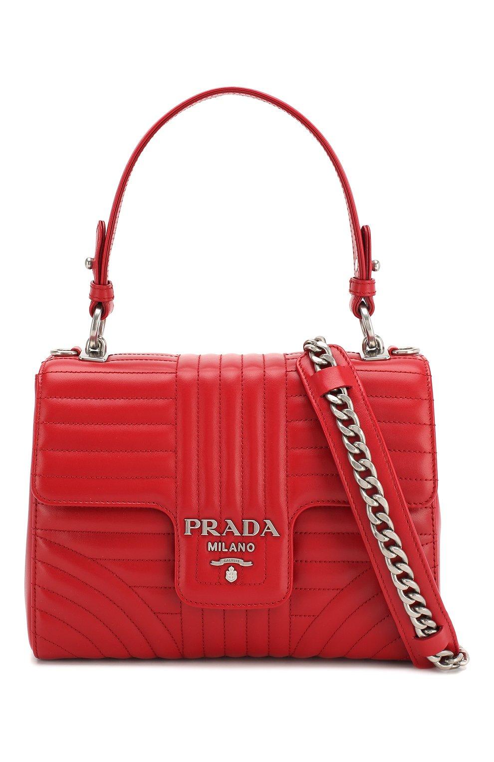 516f197bf648 Женские сумки Prada по цене от 74 000 руб. купить в интернет-магазине ЦУМ
