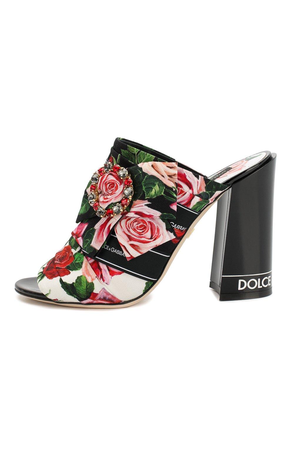 123cb66586b1 Женская обувь Dolce & Gabbana по цене от 16 350 руб. купить в  интернет-магазине ЦУМ