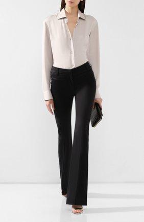 Женская рубашка TOM FORD светло-серого цвета, арт. CA3111-FAX180   Фото 2