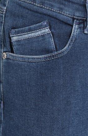 Мужские джинсы ZILLI синего цвета, арт. MCR-00010-DEJA1/S001/AMIS | Фото 5