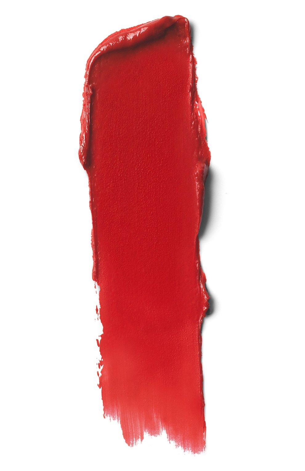 Женская увлажняющая помада с сиянием, 25 goldie red GUCCI бесцветного цвета, арт. 3614227749740   Фото 2