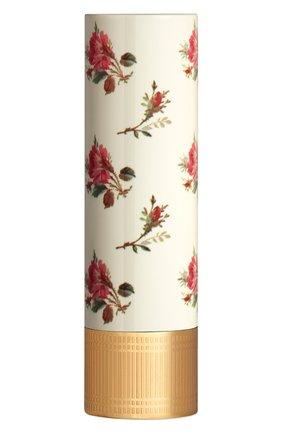 Женская увлажняющая помада с сиянием, 25 goldie red GUCCI бесцветного цвета, арт. 3614227749740   Фото 3