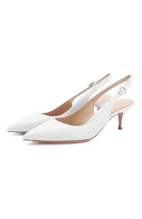 Кожаные туфли Anna 55 | Фото №1