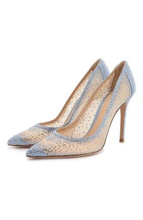 Текстильные туфли Rania 105  | Фото №1