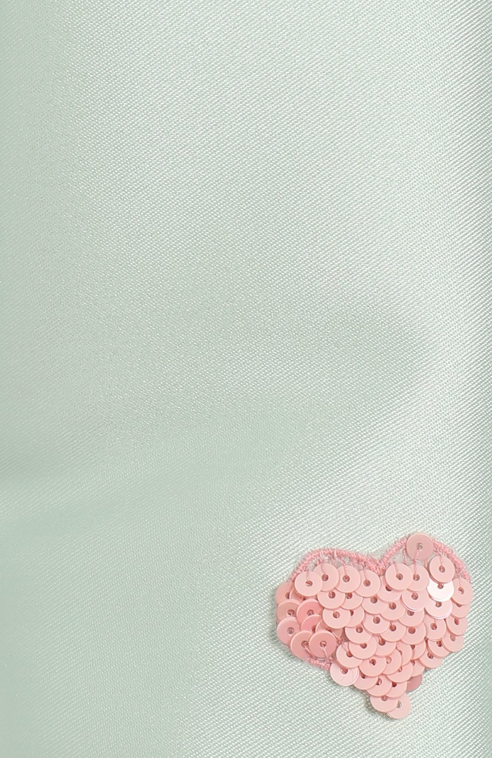 Детский комплект из жакета и шорт BIBIONA светло-зеленого цвета, арт. JK20FW18.  PN20FW18.   Фото 6
