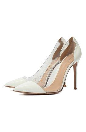 Комбинированные туфли Plexi 105 | Фото №1