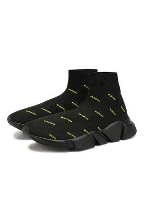 Текстильные кроссовки Speed | Фото №1