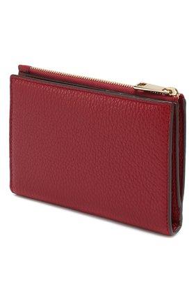 Женские кожаный футляр для паспорта linda FURLA красного цвета, арт. PZ20/HSF | Фото 2