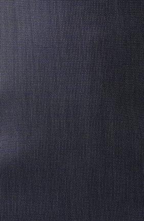 Женская шерстяная юбка BOSS голубого цвета, арт. 50411324 | Фото 5