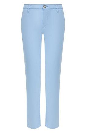 Женские брюки AG голубого цвета, арт. SBW1613/TPAR | Фото 1