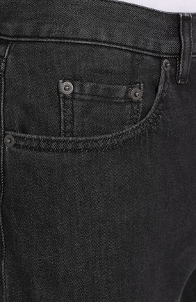 Джинсы Valentino черные | Фото №5