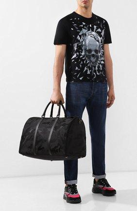 Текстильная дорожная сумка Valentino Garavani | Фото №2