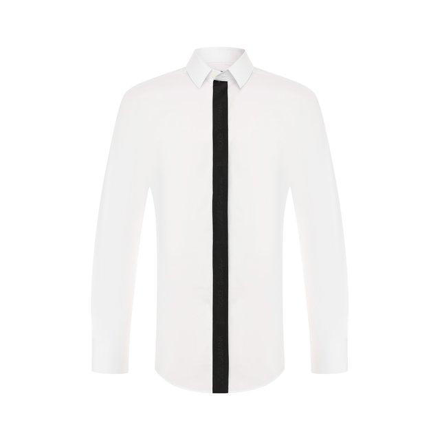 Хлопковая сорочка Dolce & Gabbana