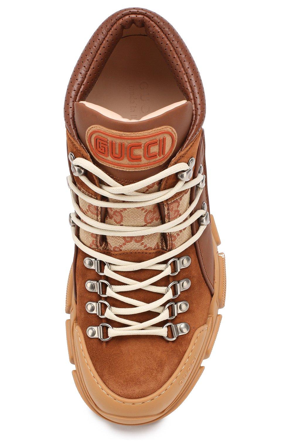 67af2092 Мужская обувь Gucci по цене от 16 300 руб. купить в интернет-магазине ЦУМ