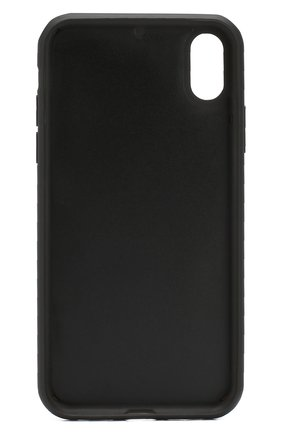 Мужской чехол для iphone xr DOLCE & GABBANA черно-белого цвета, арт. BP2514/AA234 | Фото 2