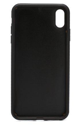 Мужской чехол для iphone xs max DOLCE & GABBANA черно-белого цвета, арт. BP2513/AA234 | Фото 2