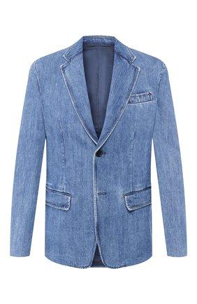 Джинсовый пиджак | Фото №1