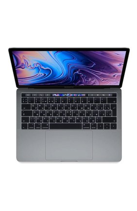 "MacBook Pro 13"" Touch Bar Quad-Core i5 2.4GHz 512GB Space Gray 