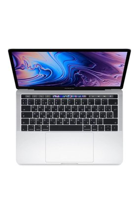 "MacBook Pro 13"" Touch Bar Quad-Core i5 2.4GHz 512GB Silver 