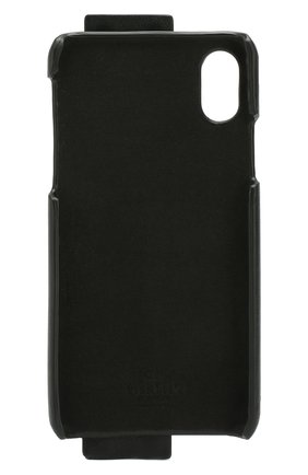 Мужской чехол valentino garavani для iphone x/xs VALENTINO черного цвета, арт. SW2P0S62/B0L | Фото 2