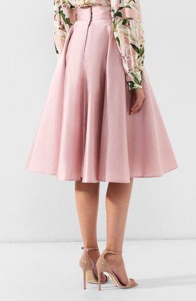 Шелковая юбка | Фото №4