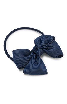 Детская комплект из двух резинок simple go JUNEFEE темно-синего цвета, арт. 5931 | Фото 2