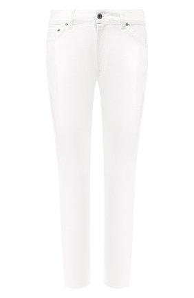 Женские джинсы с пайетками RALPH LAUREN белого цвета, арт. 290756582 | Фото 1