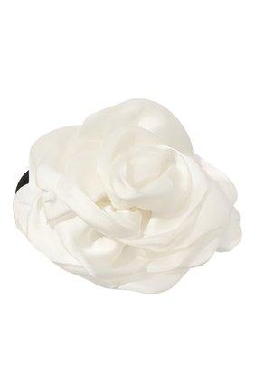 Детская резинка g.rose JUNEFEE белого цвета, арт. 6002 | Фото 1