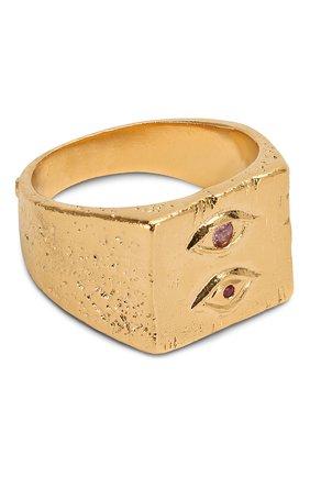 Серебряное кольцо Lovers Eye | Фото №1