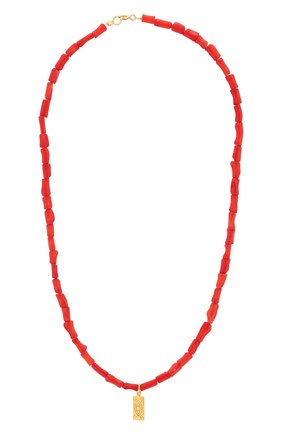 Женское колье hermina HERMINA ATHENS красного цвета, арт. HTNC | Фото 1