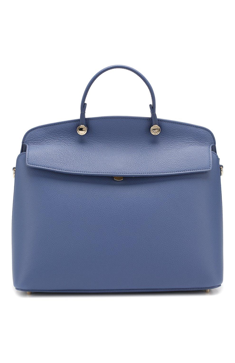 1b8426574567 Женская сумка my piper FURLA синяя цвета — купить за 27500 руб. в ...