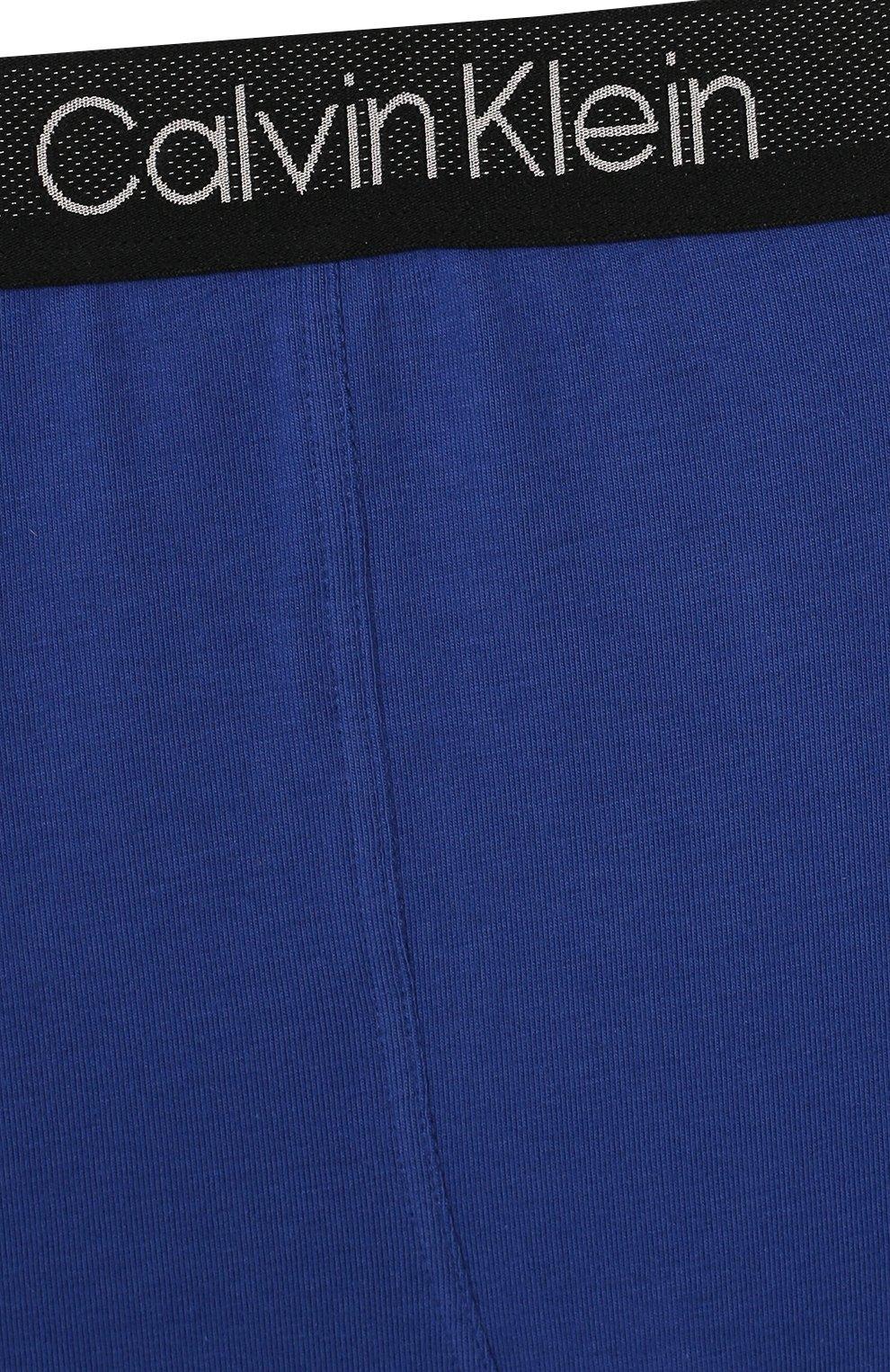 Детские комплект из двух пар трусов CALVIN KLEIN синего цвета, арт. B70B700198   Фото 7