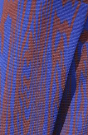 Женская юбка BOSS голубого цвета, арт. 50411284 | Фото 5