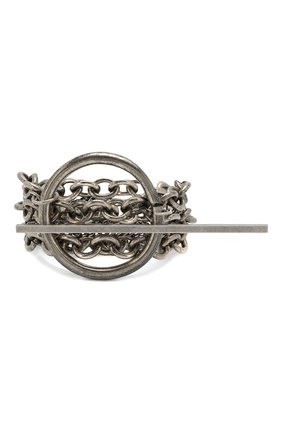 Женский браслет ANN DEMEULEMEESTER светло-серого цвета, арт. 1901-8660-416-080 | Фото 1