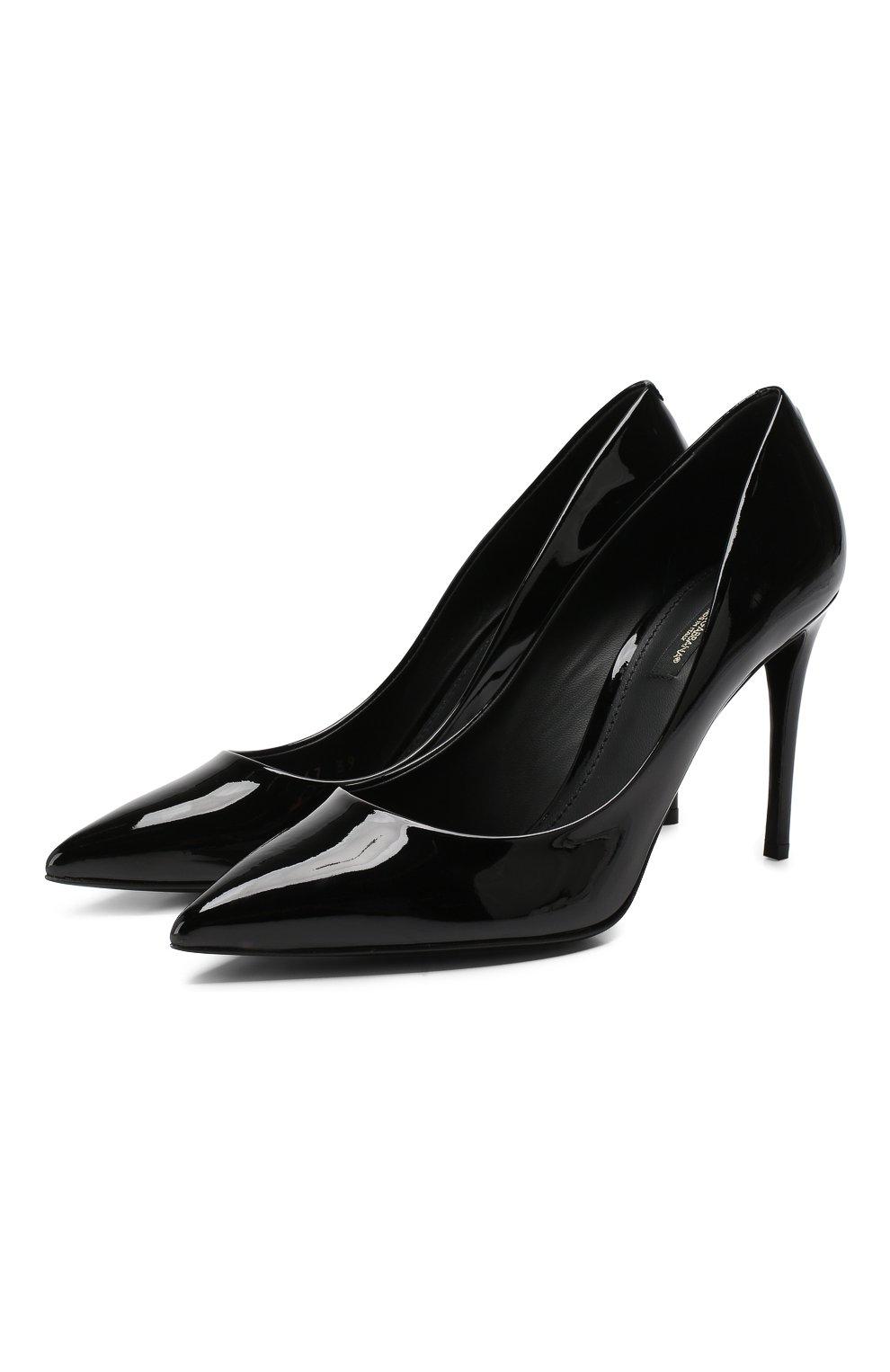 Кожаные туфли Kate  | Фото №1