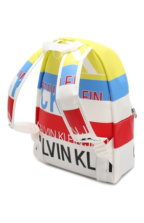 Детская рюкзак CALVIN KLEIN JEANS KIDS разноцветного цвета, арт. C20C200026 | Фото 2