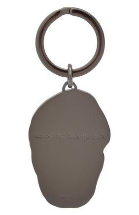 Мужской брелок ALEXANDER MCQUEEN серебряного цвета, арт. 554704/J160R | Фото 2