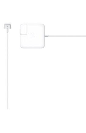 Мужской адаптер питания magsafe 2 45w APPLE  белого цвета, арт. MD592Z/A | Фото 1