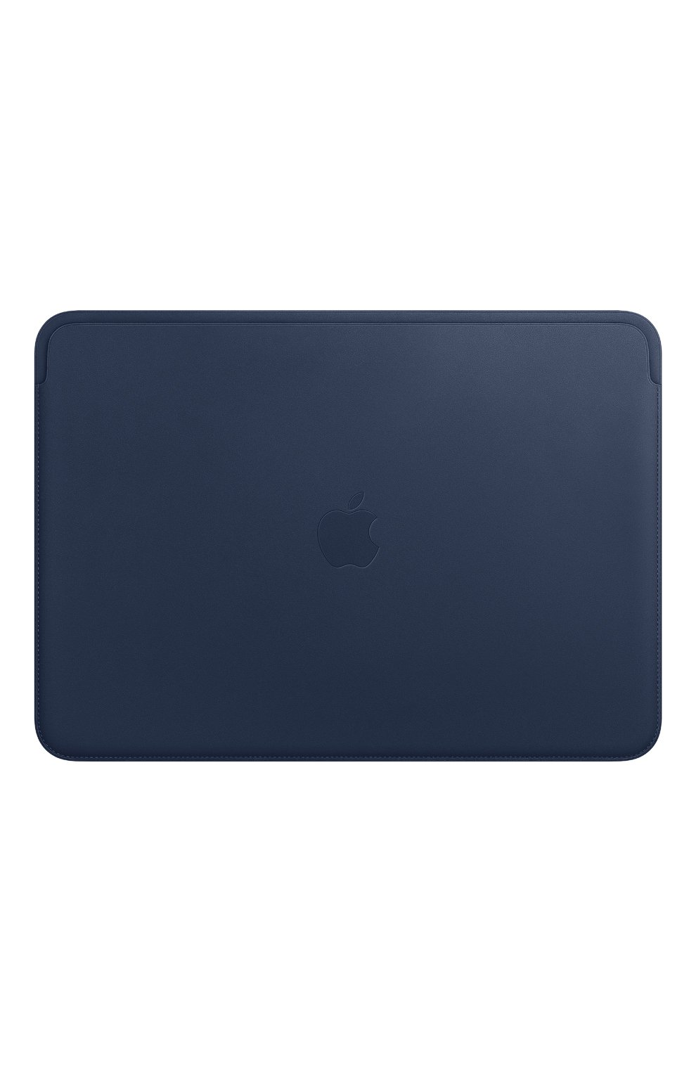 "Чехол leather sleeve для macbook 13"" APPLE  темно-синего цвета, арт. MRQL2ZM/A | Фото 1"