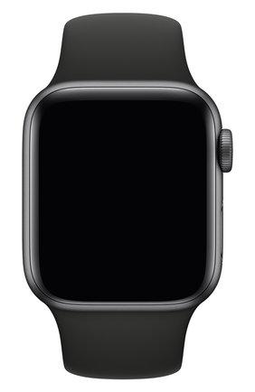 Мужской ремешок apple watch 40mm sport band APPLE черного цвета, арт. MTP62ZM/A | Фото 2