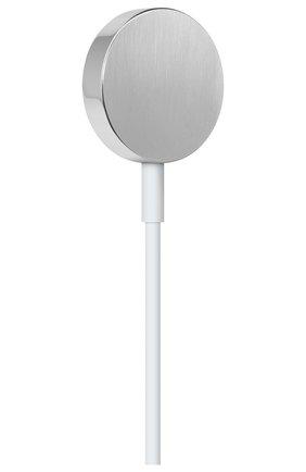 Мужской кабель usb‑c с магнитным креплением для зарядки apple watch 0.3m APPLE белого цвета, арт. MU9K2ZM/A   Фото 2