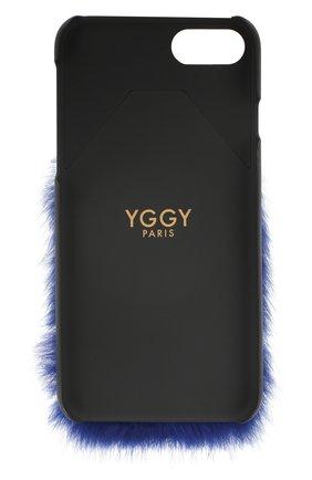 Мужской чехол для iphone 7/8 YGGY голубого цвета, арт. MLC18-7 | Фото 2