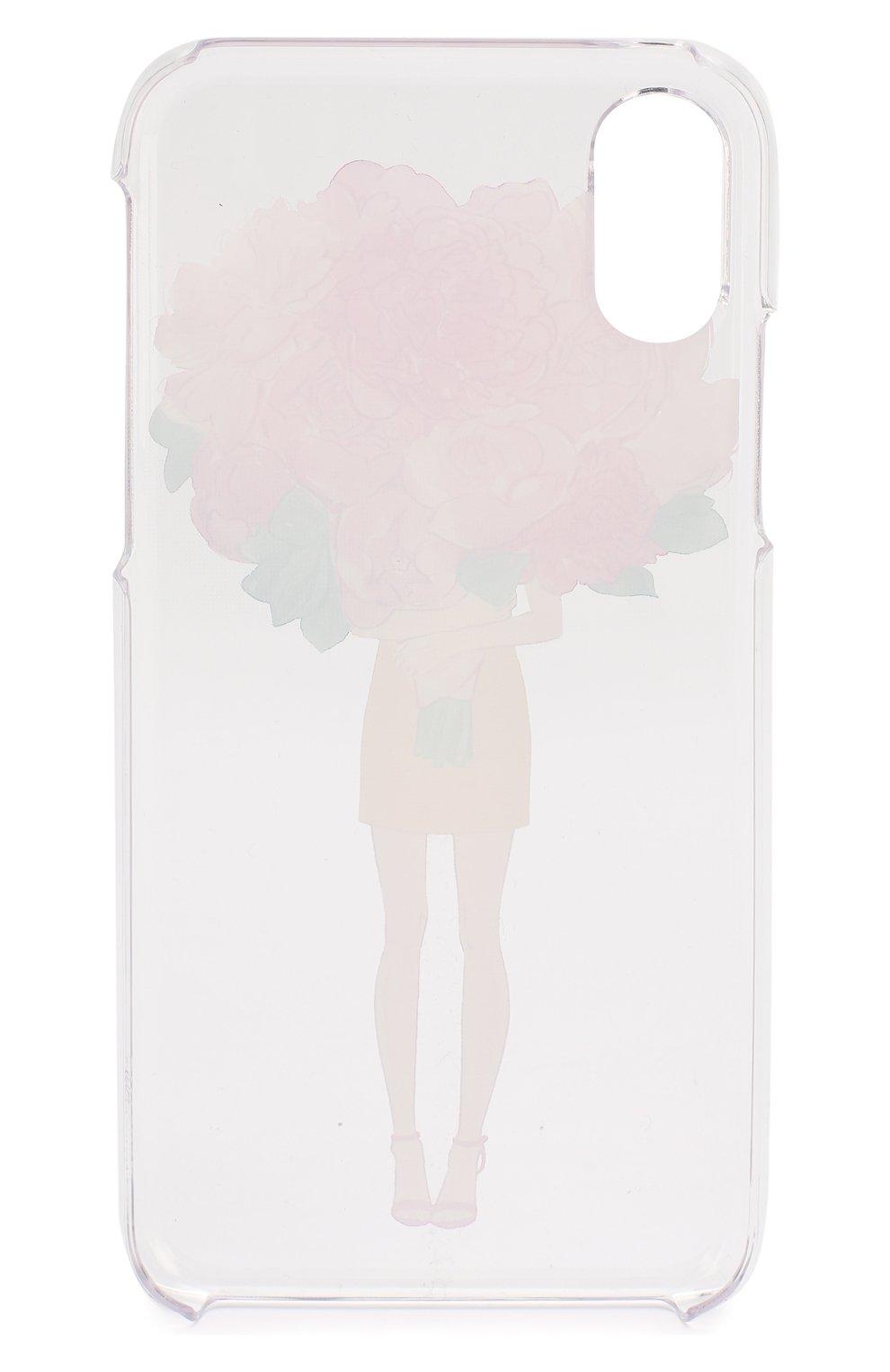 Мужской чехол для iphone x/xs CASETIFY белого цвета, арт. CTF-3657233-411600 | Фото 2