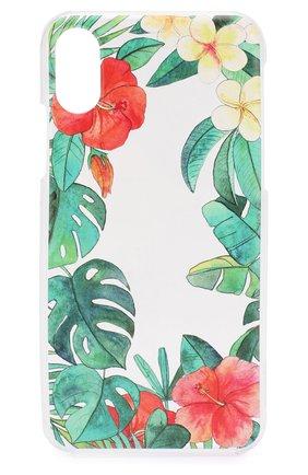 Мужской чехол для iphone x/xs CASETIFY разноцветного цвета, арт. CTF-3727825-411600 | Фото 1