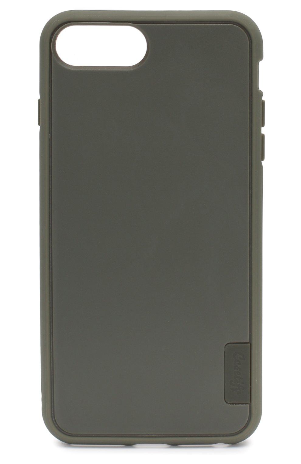 Мужской чехол для iphone 7 plus/8 plus CASETIFY хаки цвета, арт. CTF-4713820-460702 | Фото 1