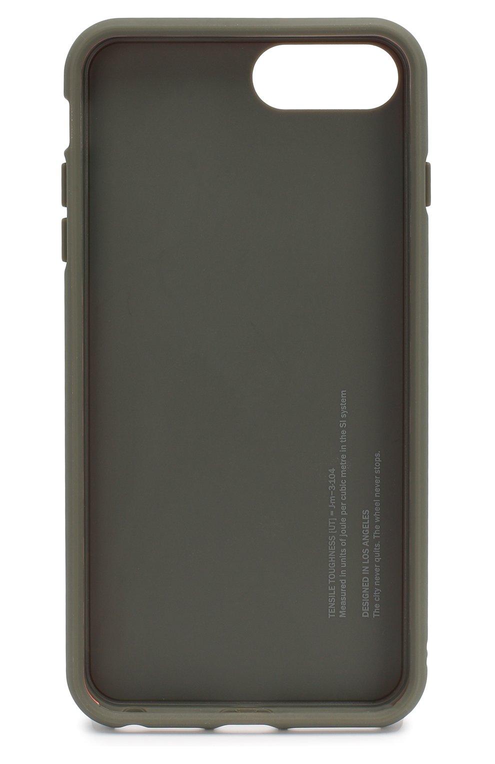 Мужской чехол для iphone 7 plus/8 plus CASETIFY хаки цвета, арт. CTF-4713820-460702 | Фото 2