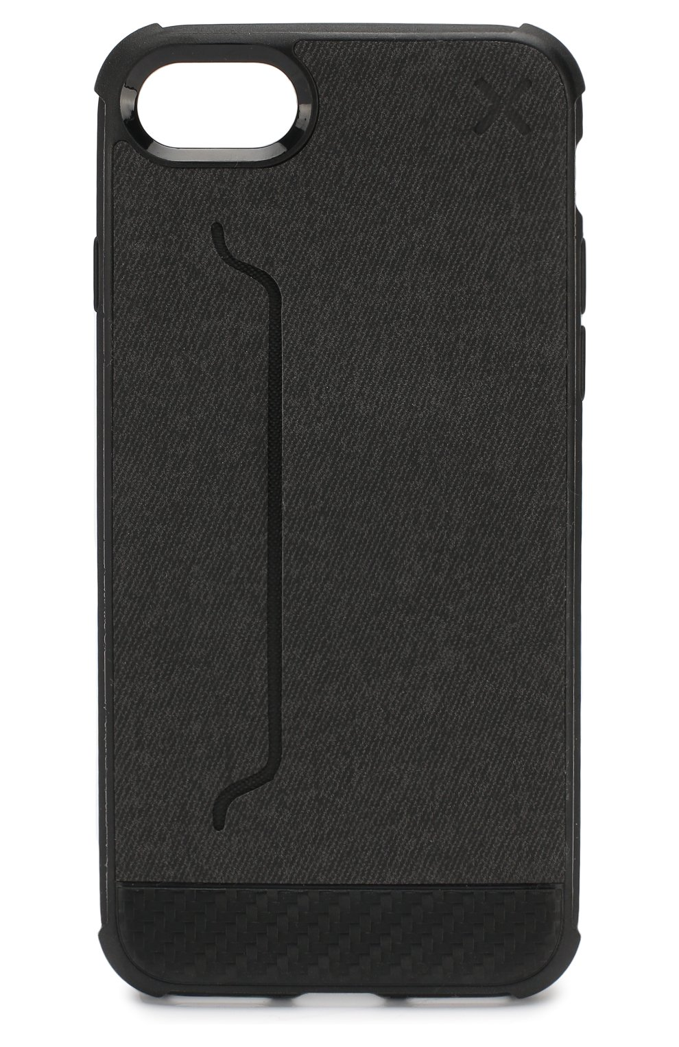 Мужской чехол для iphone 7/8 CASETIFY черного цвета, арт. CTF-4799914-1610660 | Фото 1