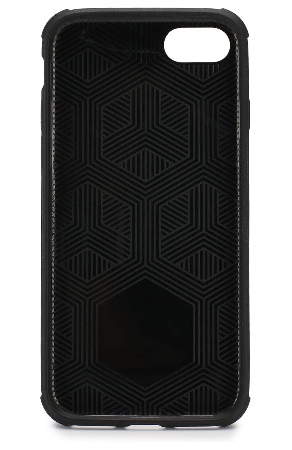 Мужской чехол для iphone 7/8 CASETIFY черного цвета, арт. CTF-4799914-1610660 | Фото 2